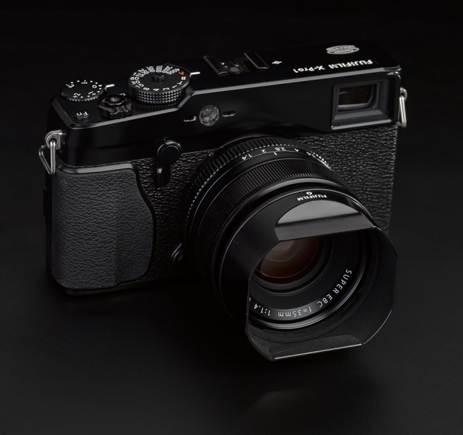 Fujifilm X-Pro 1 — как есть…