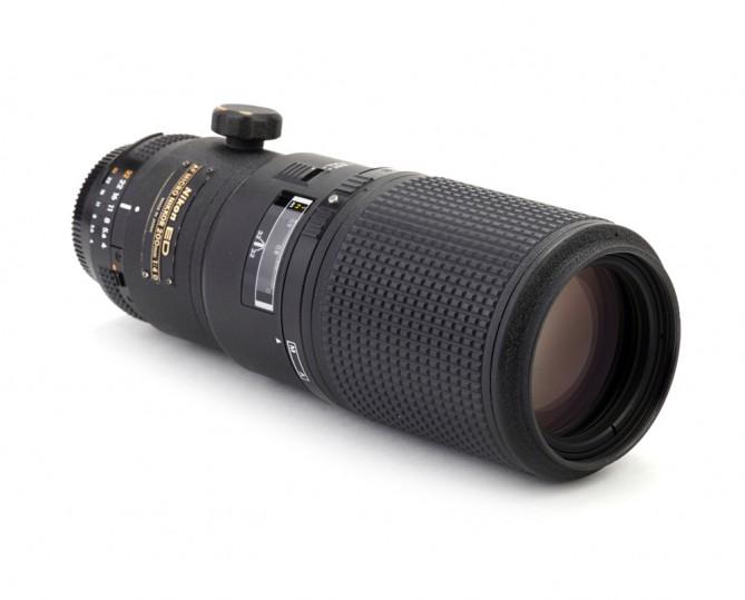 Nikon 200 f/4 ED-IF AF с камерой Fuji X-pro 1 в макросъемке
