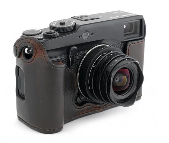 Fujifilm X-Pro 1 + Voigtlander 15/4.5 (Leica39)