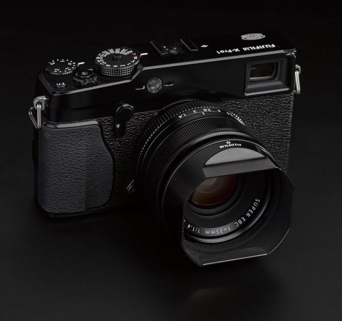 Fuji X-Pro 1 и Fujifilm XF 35/1.4 для съемки травиношных сюжетов…