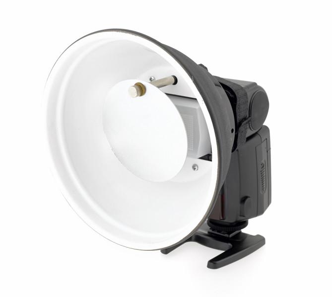 Аксессуары и насадки для модификации света от вспышек