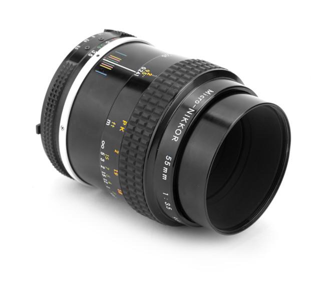 Nikon Micro-Nikkor 55/3.5