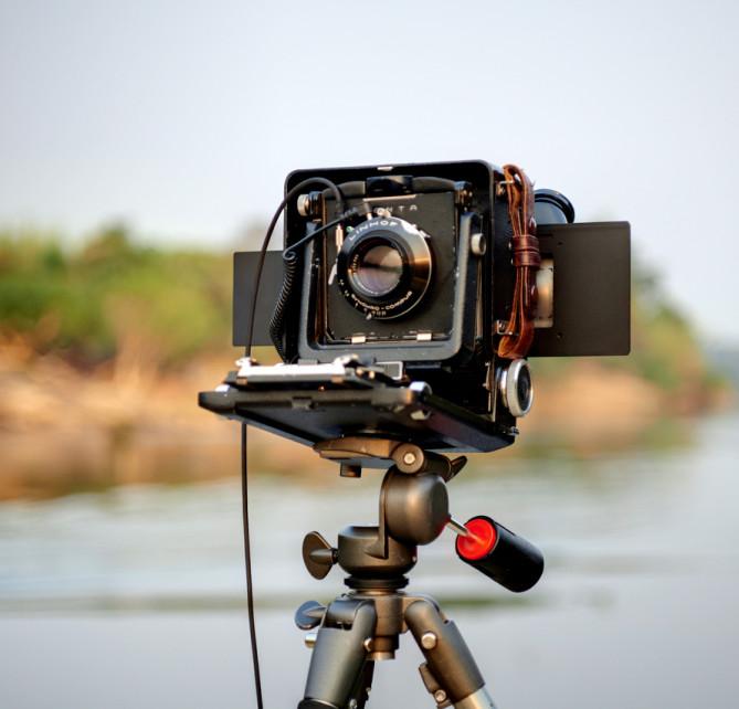 Крупноформатные камеры для крупного плана, и не только